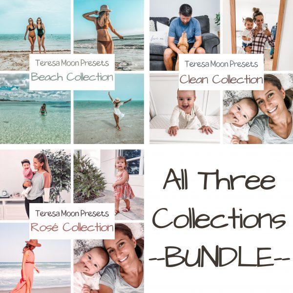 Preset Bundle - Lightroom Mobile Collection